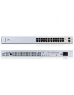 UBIQUITI US-24 UniFi Switch 24 puertos Giga SPF no POE