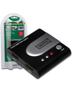 Multiplexor HDMI 1 Entrada / 2 salidas