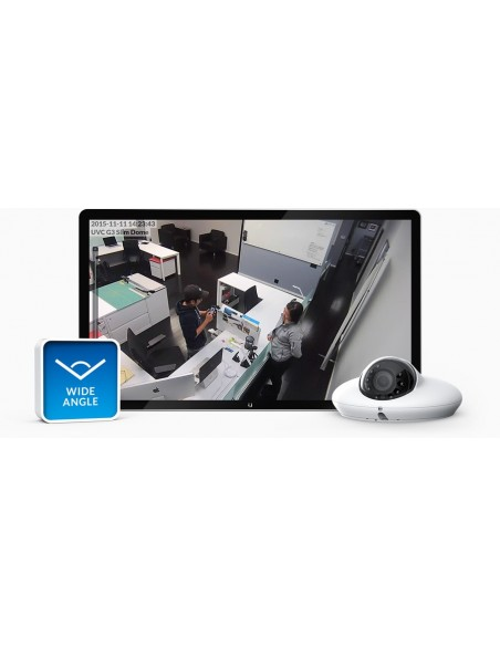 UBIQUITI AIRVISION UVC-G3-DOME UniFi Video Cámara