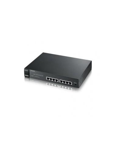 ZYXEL ES1100-8P 8 puertos 10/100 4 Poe