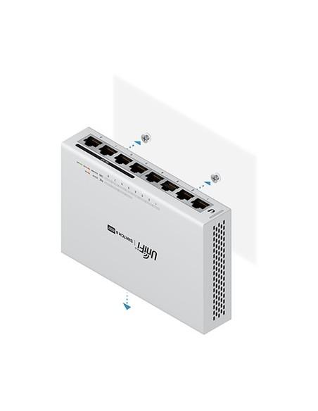 UBIQUITI US-8-60W UniFi Switch 8 Puertos /4 PoE