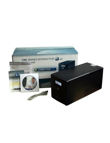 CNC SOFF 1000 LCD SAI Interactiva...