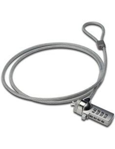 Cable seguridad numérico para portátiles