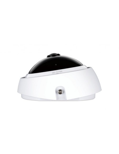 Cámara Vigilancia Full HD PoE Lente 360º Fisheye