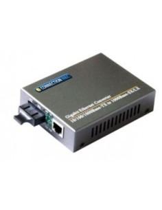 CNC LC2200-550 MM Conversor 10/100/1000 Multim. SC