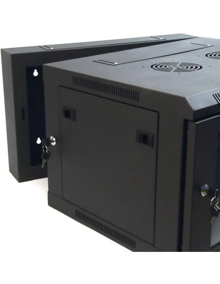 Armario 12U Fondo 450 con accesorios 635x600x450 m