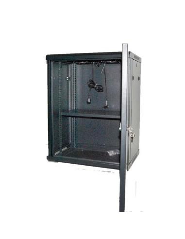 Armario 12U Fondo 600 con accesorios 635x600x600 m