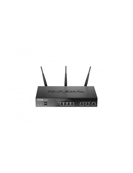 D-LINK DSR-1000AC Wireless AC Unified Services VPN Router