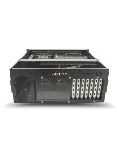 Caja CPU 4U Negra sin fuente