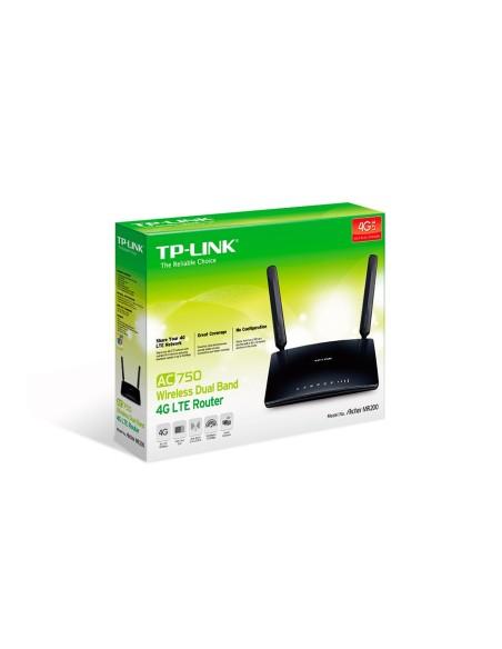 TP-LINK ARCHER MR200 Router 4G LTE Tarjeta SIM