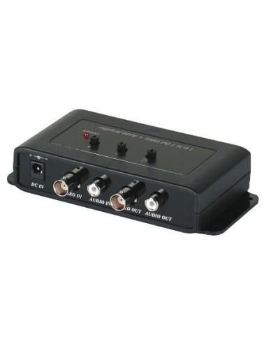 PC128A Amplificador de señal de Audio