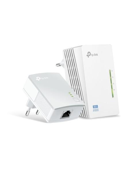 TP-LINK TL-WPA4220KIT Powerline 500 2 ptos Wifi