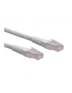 Latiguillo 2m RJ45 CAT6 S/FTP Gris ROLINE