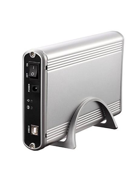"TQE-3518S Carcasa Disco Duro  3.5"" IDE/SATA a USB"