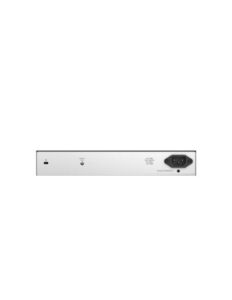 D-LINK DGS-1100-24P Switch 24 ptos Gigabit/12 POE