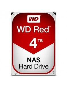 "WESTERN DIGITAL HD 3.5"" 4TB  NAS RED"