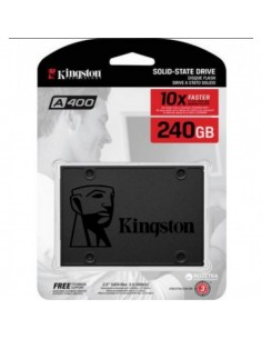 KINGSTON SSD 2.5'' 240GB SATA 3 SUV400S37/240G