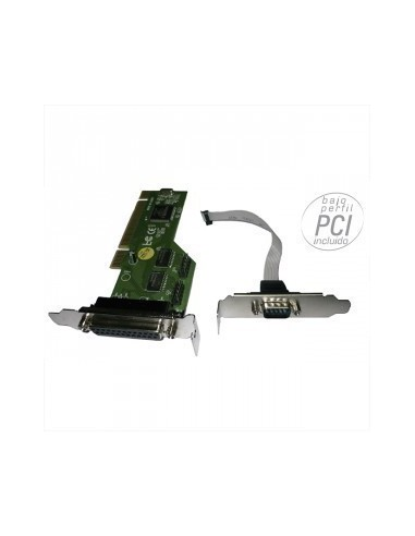 CNC L2S1P PCI 2Serie DB9+1Paralelo...