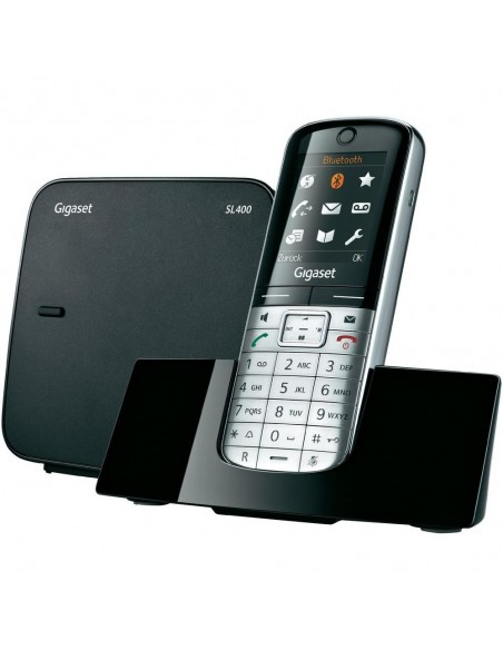 GIGASET SL400 H Teléfono Supletorio  Conexión auriculares Bluetooth