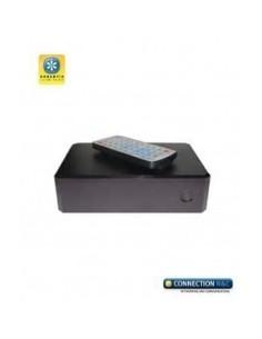 CNC LHD3.5HDMI V2-2TB Caja Multimedia HDMI, HD 2TB