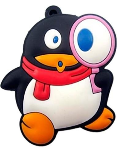 CNCPD16GB-319 Pen 16GB PINGUINO LUPA...