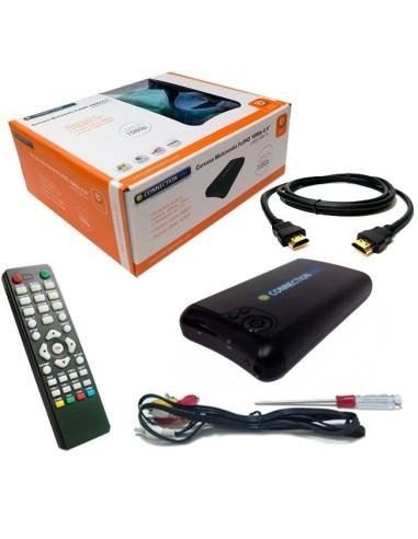 CNC LHD2.5MP-TV Carcasa 2.5 Sata...