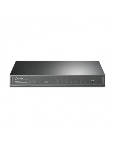 TP-LINK T1500G-8T Switch 8 ptos Giga