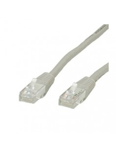 CNC Latiguillo 0.25m RJ45 CAT6 UTP LSHO Gris