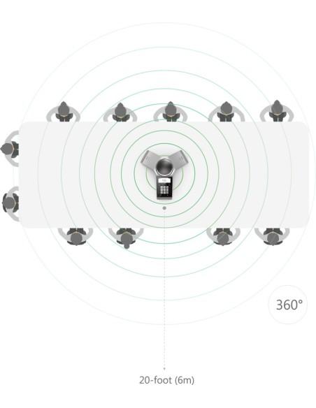 YEALINK CP920 Terminal de Audioconferencia HD