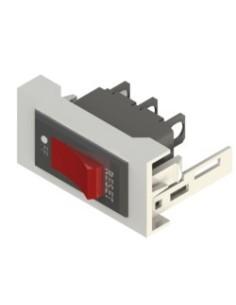 Módulo con interruptor y led Blanco 45 x 22.5cm