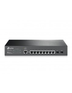 TP-LINK Switch Gestionable T2500G-10TS 8P