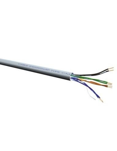 Cable FTP RJ45 CAT-5 305 metros Flexible