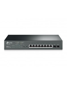 TP-LINK T1500G-10MPS Switch Smart Gigabit 8 PoE+ 2