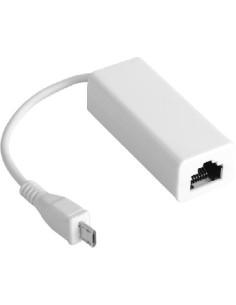 CONVERSOR MICRO USB 2.0 A ETHERNET 10/100