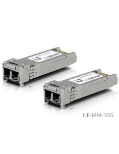 UBIQUITI UF-MM-10G Fiber, Multi Mode, pack 2