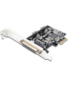 Tarjeta PCI Express 2Serie -1Paralelo,doble perfil