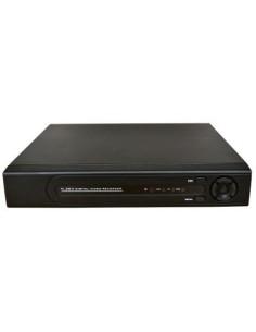 DVR 38 UNIVERSAL-4K  DVR 8 canales hibrido 4 audio
