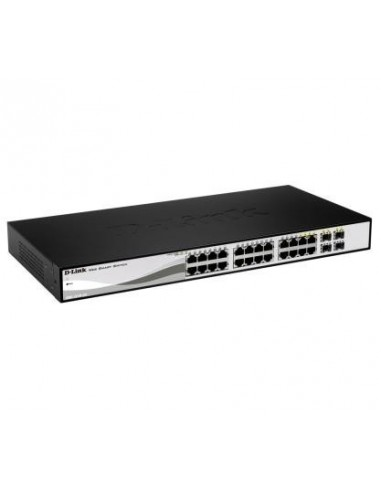 D-LINK DGS-1210-24 Switch 24 ptos...
