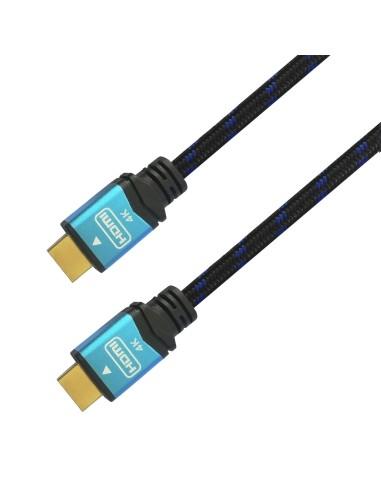AISENS CABLE HDMI 4K@60HZ A/M-A/M...
