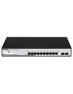 D-LINK DGS-1210-10P Switch...