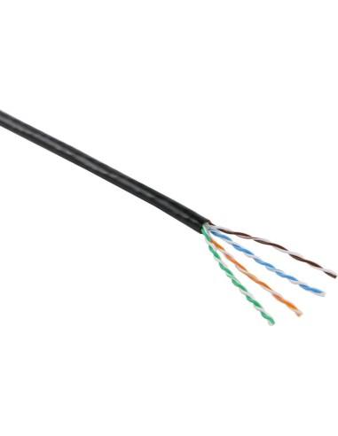 EXCEL Bobina cable UTP Exterior CAT-5...