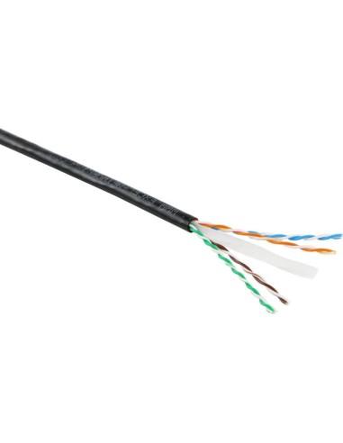 EXCEL Bobina cable UTP Exterior CAT6...