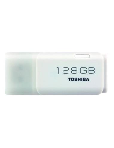 TOSHIBA PEN USB 128GB BLANCO HAYABUSA...