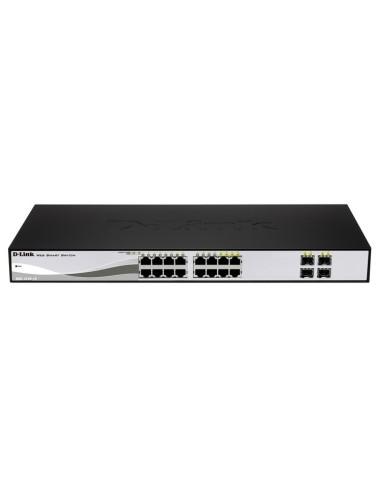 D-LINK DGS-1210-16 Switch 16 ptos...