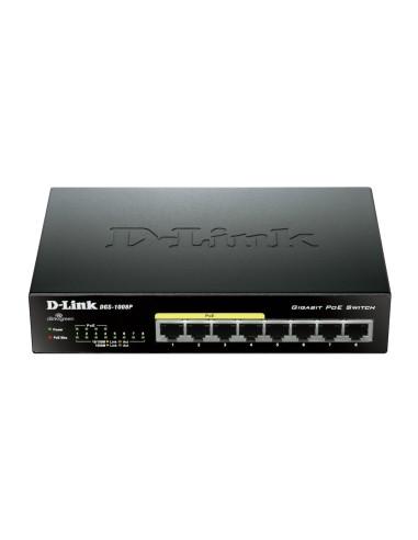 D-LINK DGS-1008P Switch...