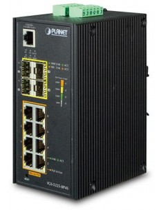 PLANET IGS-5225-8P4S Switch...